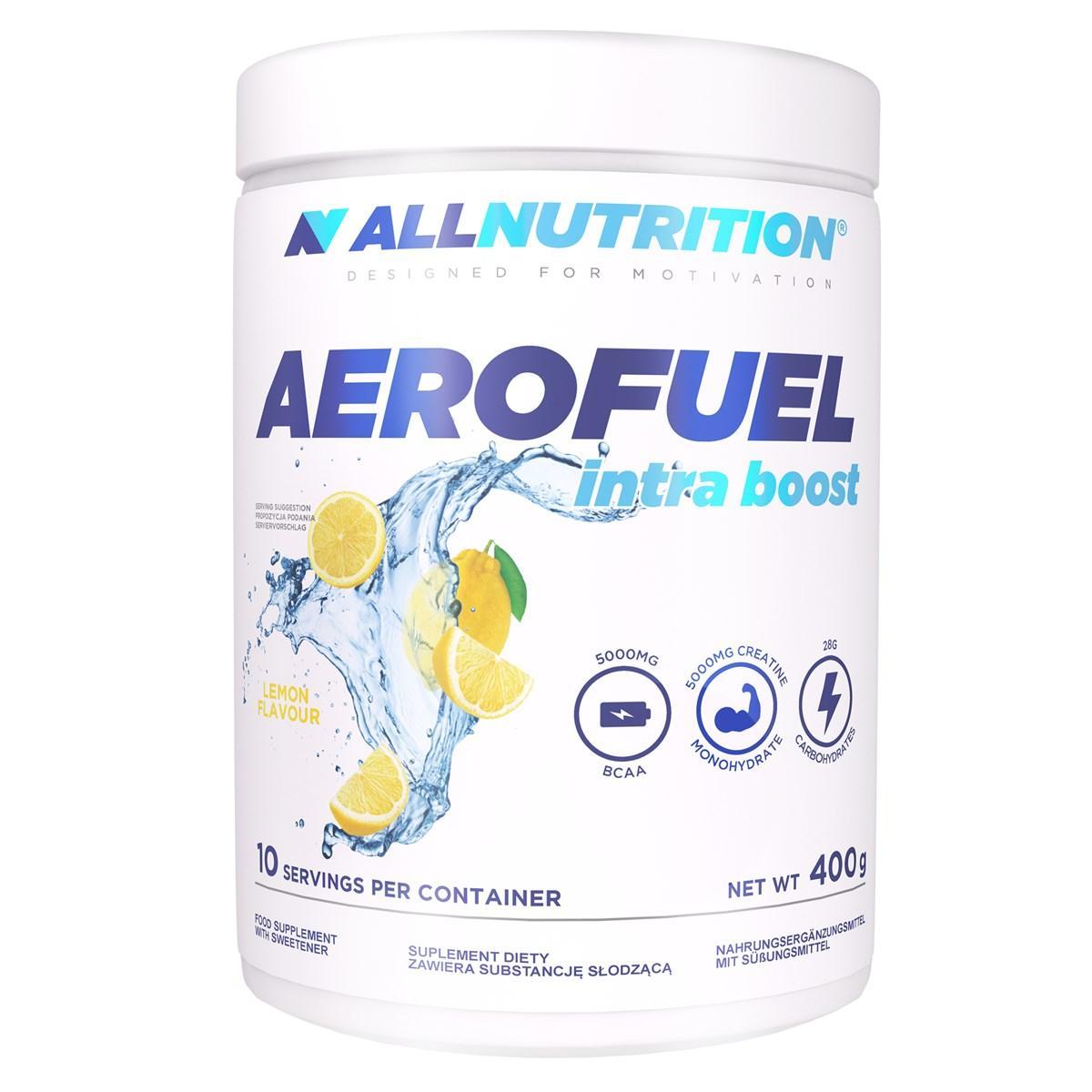 Комплекс аминокислот AllNutrition AeroFuel (400 г) алл нутришн аэрофул Lemon