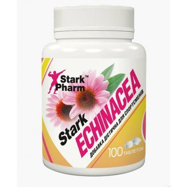 Эхинацея в таблетках Stark Pharm Stark Echinacea 70 mg (100 таб) старк фарм