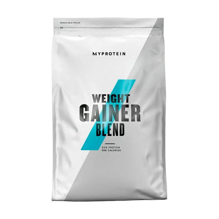 Гейнер для набора массы MyProtein Weight Gainer Blend (2,5 кг) майпротеин вейт бленд vanilla