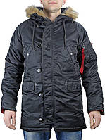Парка Chameleon N3B Slim Fit XL Black Chameleon-20350-XL, КОД: 717978