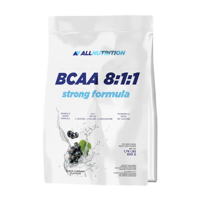 БЦАА AllNutrition BCAA 8:1:1 ( 800 г) алл нутришн lemon
