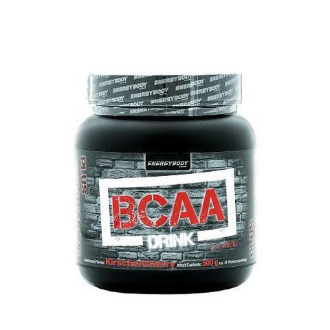БЦАА Energy Body BCAA Drink (500 г) энерджи боди cherry