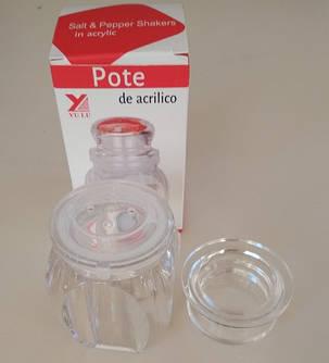 Емкость для соли и перца 8001В (10х15 см.), фото 2