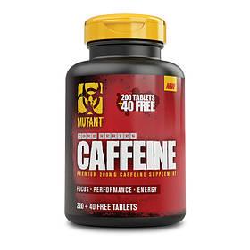 Кофеїн Mutant Caffeine (200 +40 таб) мутант
