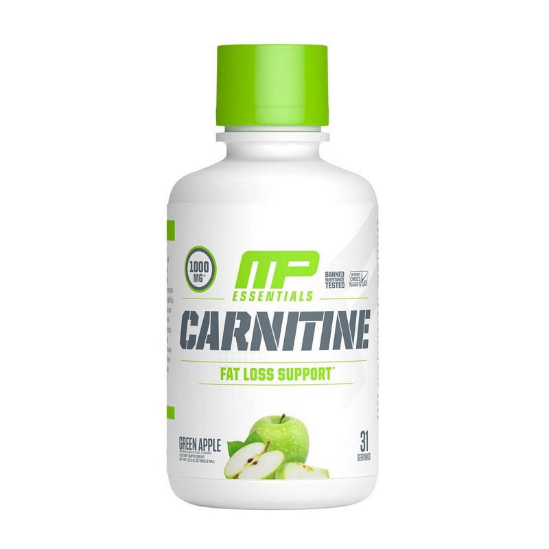 Л-карнитин Muscle Pharm Carnitine (458,8  ml, fruit punch) мускул фарм