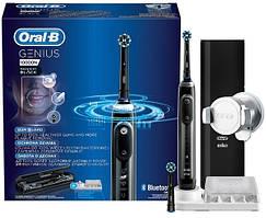 Зубна електрощітки Braun Genius 10000N Midnight Black