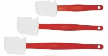 Лопатка силиконовая ПРОФИ 25 см арт. 860-228125, фото 2