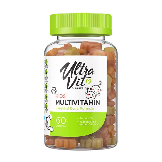 Витамины для детей VP Lab Kids Multivitamin (60 жевачек) вп лаборатори