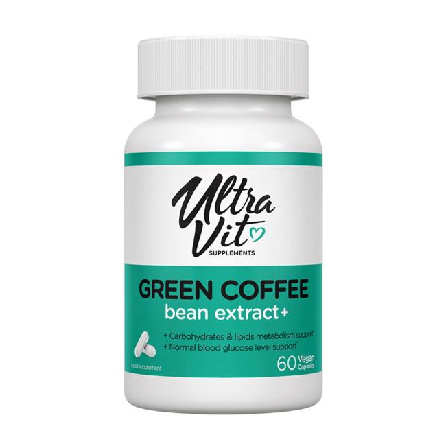 Экстракт зеленого кофе VP Laboratory Green Coffee (60 капс) вп лаб