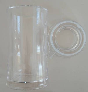 Маслёнка бутылка K-1032 арт. 822-1-30 (13х7 см.), фото 2