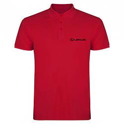 Поло Лексус (Lexus) мужское, тенниска Лексус, мужская футболка Лексус, Турецкий хлопок, копия