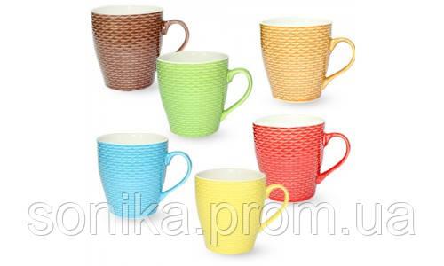 """Чашка керамічна S&T """"Літня фея"""" 250мл 2184-02"""