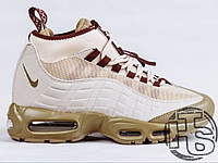Мужские кроссовки Nike Air Max 95 Sneakerboot Khaki/Matte Olive 806809-200