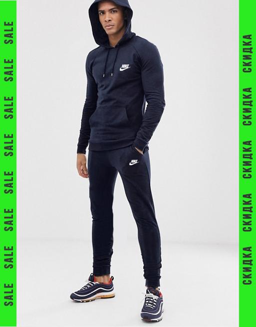 Чоловічий літній спортивний костюм Nike (Найк)