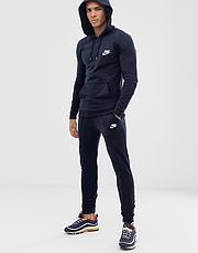 Чоловічий літній спортивний костюм Nike (Найк), фото 2