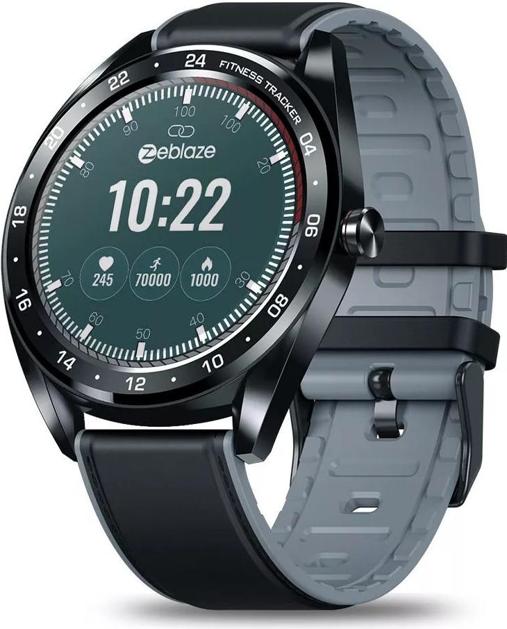 Умные часы Zeblaze NEO с сенсорным экраном и тонометром (Черный)