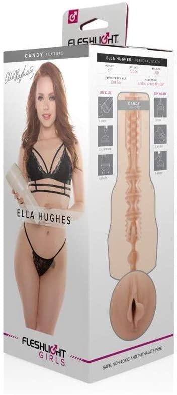 Ella Hughes - Candy мастурбатор Fleshlight Girls