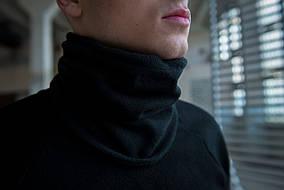 Костюм мужской спортивный черный Softshell Intruder, фото 2