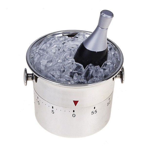 "Таймер кухонный ""Шампанское"" арт. W 212"