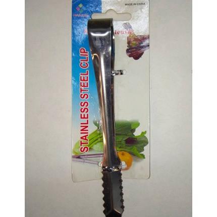 Щипцы кухонные для сахара арт. YH-0018 (14,5 см), фото 2