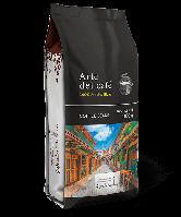Кофе в зернах Arte del café Арте дел Кафе, 1 кг оттенки вкуса: специи, фрукты, шоколад