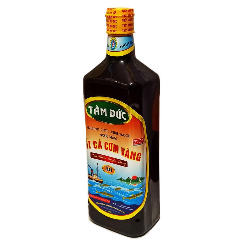 Соус рыбный 0,9 л. Вьетнам