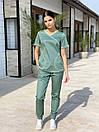 """Жіночий медичний костюм """"Мікс"""", фото 4"""