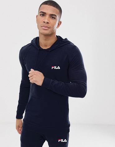 Спортивний чоловічий костюм Fila (Філа) для тренувань, фото 2