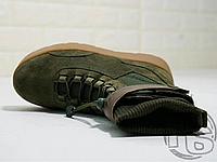 Женские ботинки Puma Scuba Boot Rihanna Fenty Olive 367677-02