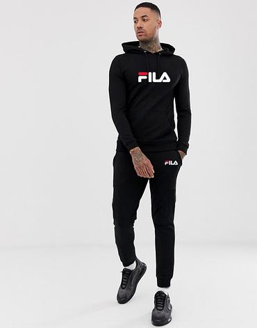 Спортивный  мужской костюм Fila (Фила) для тренировок, фото 2