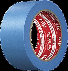 Малярна стрічка Кір Fineline WASHI-TEC® для робіт на відкритому повітрі Синя 13427, КОД: 1844954