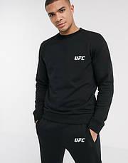 Спортивный костюм мужской UFC (ЮФС) Черный, фото 2