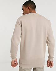 Мужской спортивный костюм Puma (Пума) Бежевый, фото 3