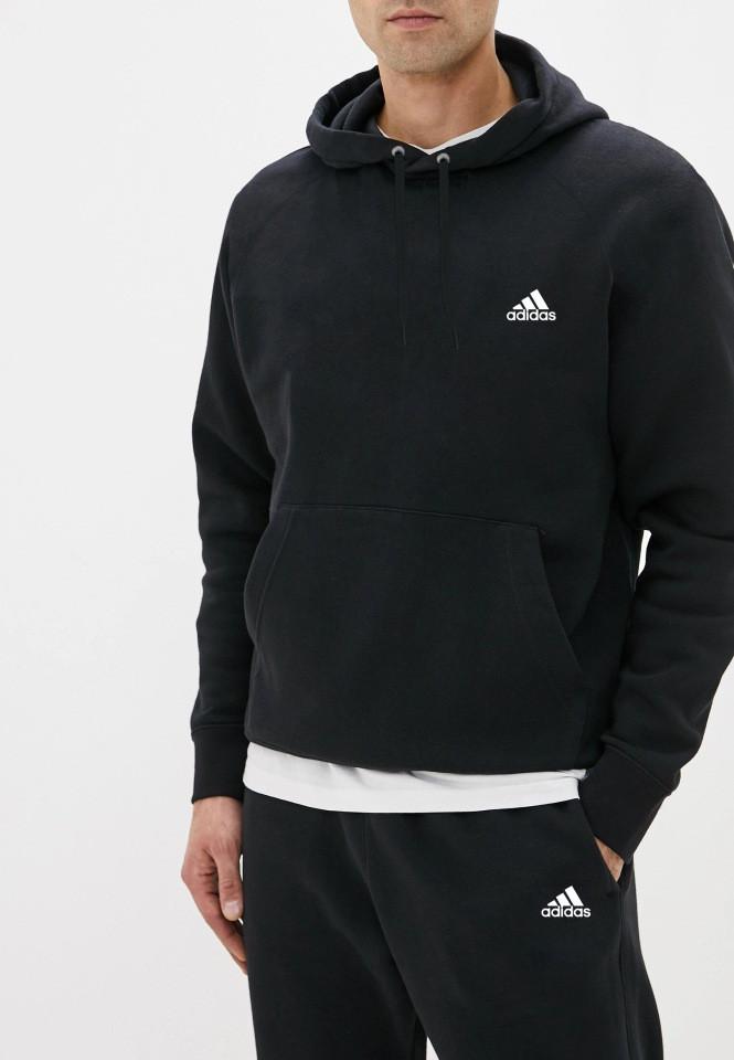 Літній чоловічий спортивний костюм Adidas (Адідас) з капюшоном