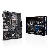 Asus Prime H310M-A R2.0 Socket 1151