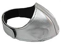 Автопятка кожаная для женской обуви Серебристый 608835-7, КОД: 1385128