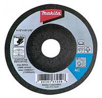 Гибкий шлифовальный круг по металлу 125 мм Makita B-18340, КОД: 2403516