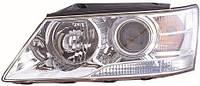 Фара передняя Hyundai Sonata (NF) 08-10 правая, мех.регулир. 3222 R4-P