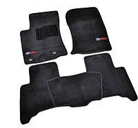 Коврики в салон ворсовые для Toyota Land Prado 150 (2013-) 5 мест /Чёрн, Premium BLCLX1638, фото 1