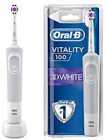 Зубна електрощітки Braun Oral-B Vitality 100 White