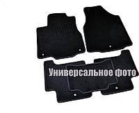 Коврики в салон ворсовые для Opel Zafira A (1999-2005) /Чёрные, 5шт