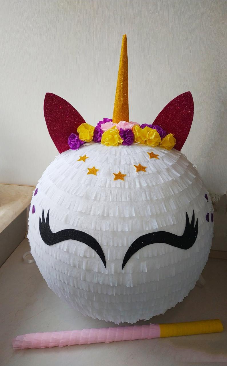 Пиньята - Праздник для ребенка Единорог  г. Одесса