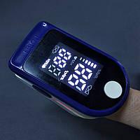 Измерение кислорода в крови пульсоксиметр портативный ( Pulse Oximeter