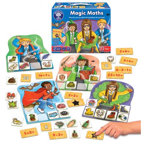 Настільна гра «Чарівна математика» Orchard Toys