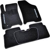 Коврики в салон ворсовые для Chevrolet Cruze (2008-) /Чёрные, кт. 5шт BLCCR1080, фото 1