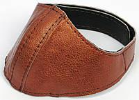 Автопятка кожаная для женской обуви Коричневый 608835-4, КОД: 1717335