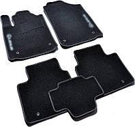 Коврики в салон ворсовые для Lexus ES (2006-2012) /Чёрные, 5шт BLCCR1287, фото 1