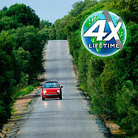 Автолампа Philips H4 LongLife EcoVision, 2шт/блистер
