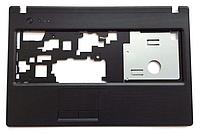 Корпус верх для ноутбука Lenovo G570 Оригинал (матовый) -крышка клавиатуры, топкейс, палмрест