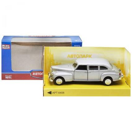"""Машинка из серии """"Автопарк"""" (серебристая) 6406F"""